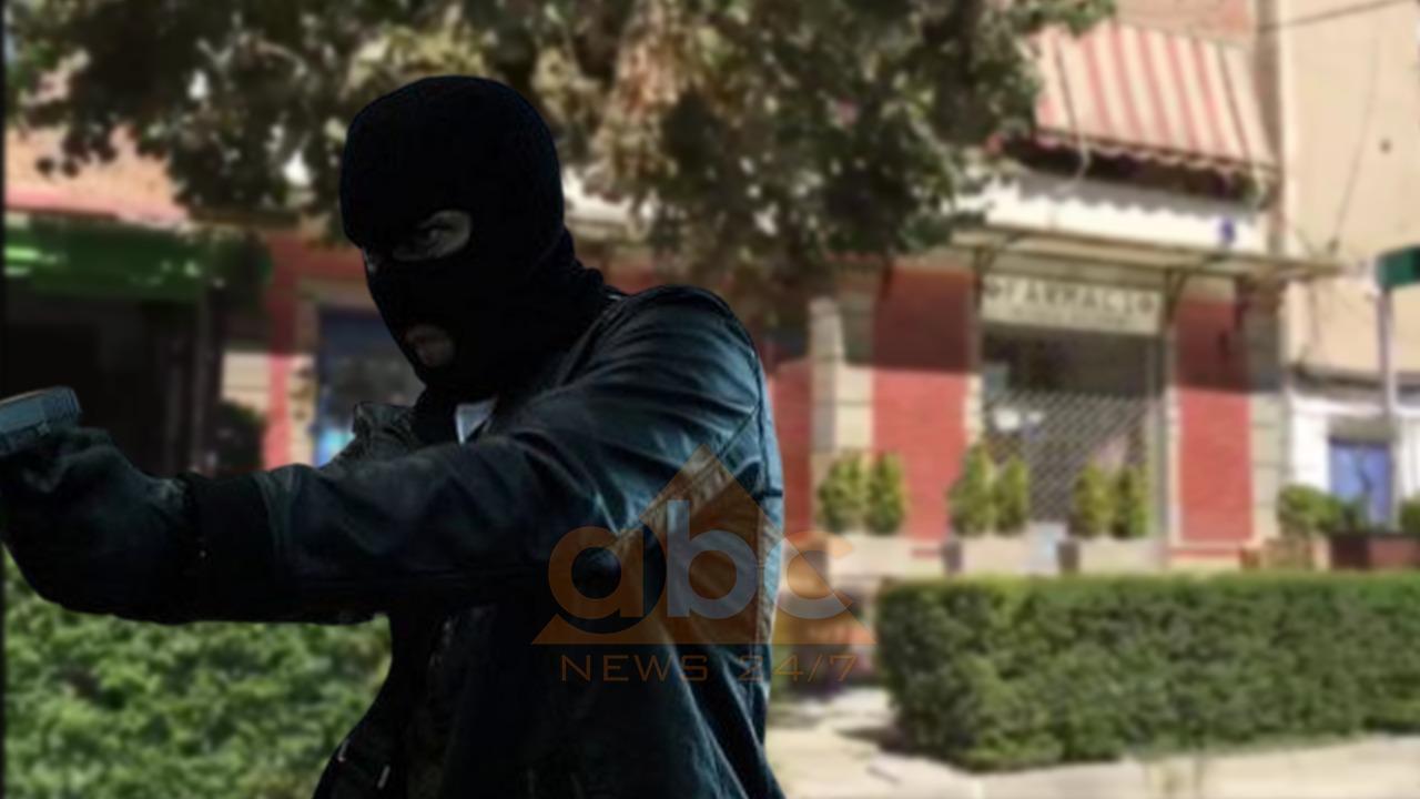 Grabitet farmacia në Berat, policia identifikon autorin