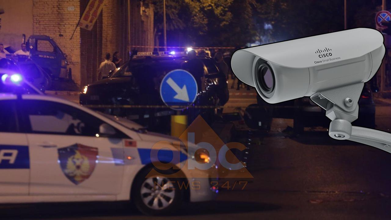 """Atentati me tritol te """"Vasil Shanto"""", zbardhen kamerat e sigurisë dhe veprimet e 51 vjeçarit para shpërthimit"""
