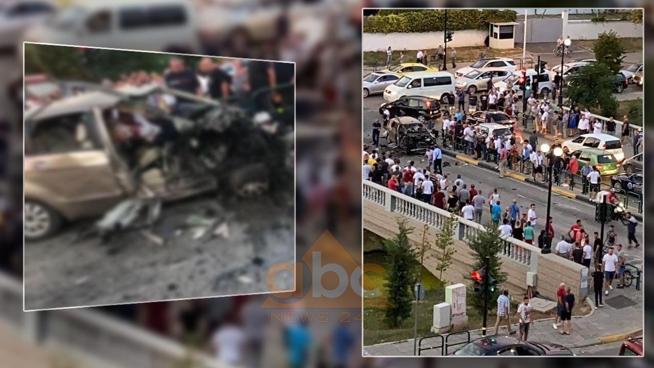 """Atentati me eksploziv në """"Vasil Shanto"""", si është gjendja e 51 vjeçarit"""