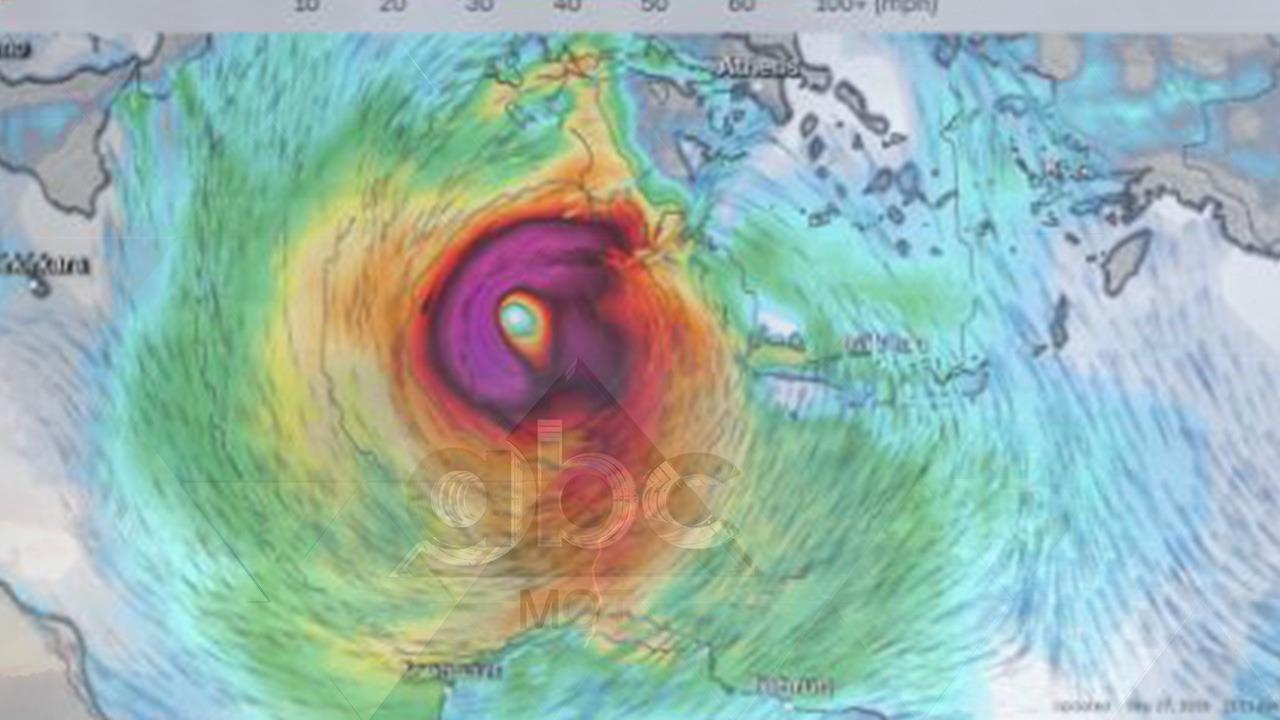 Cikloni i madh në Jon, si do të ndikohet Shqipëria
