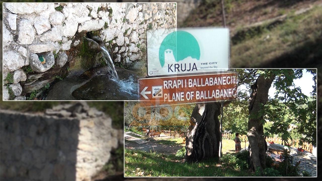 """Rrapi 6 shekullor dhe kroi i Ballabanecit në Krujë merren në """"mbrojtje"""" nga banorët autoktonë"""