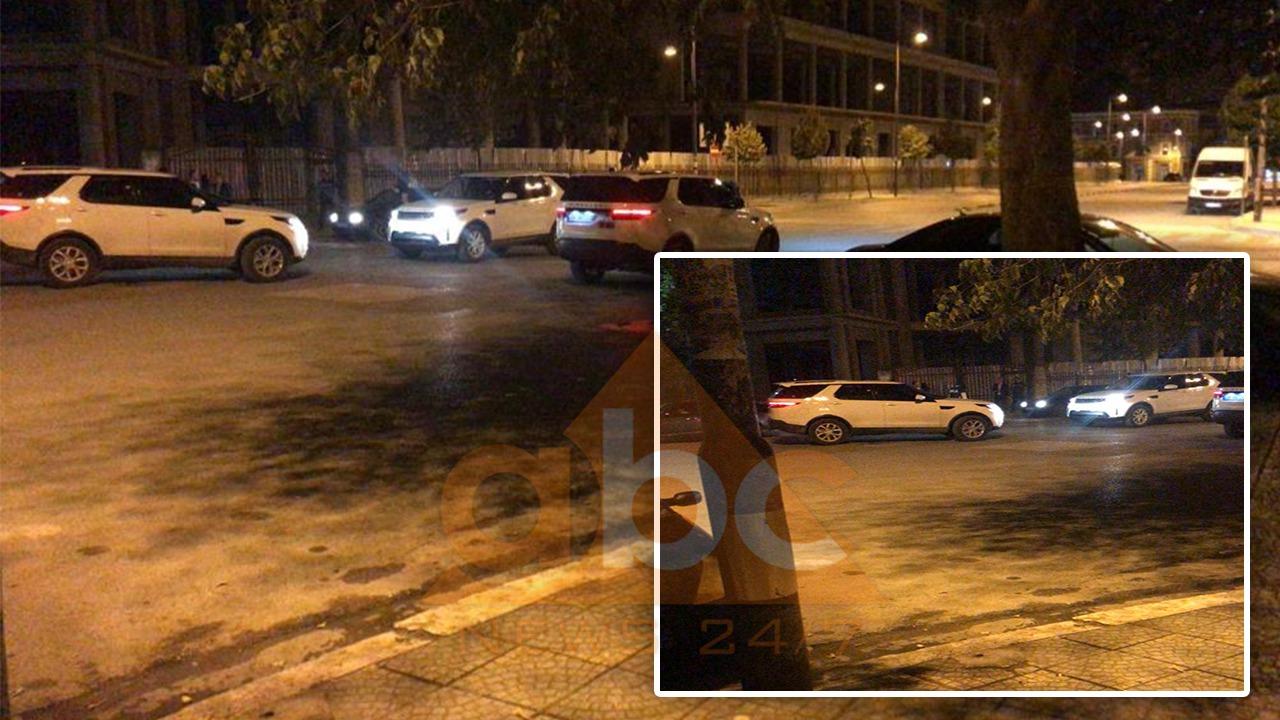 Policia operacion blic në Vlorë