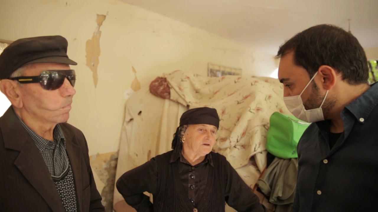 """VIDEO/ """"10 muaj në çadër"""", familja Krosi në Bushnesh të Krujës pa shtëpi në prag të dimrit"""