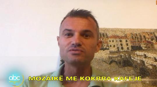 Tre herë fitues i Rekordeve Guinness, artisti shqiptar tregon si realizon portretet e VIP-ave me grurë