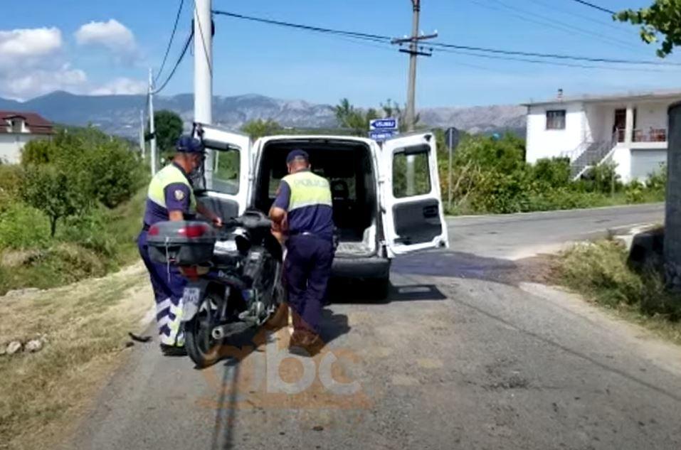 Motoçikleta del nga rruga, humb jetën 32 vjeçari në Shkodër