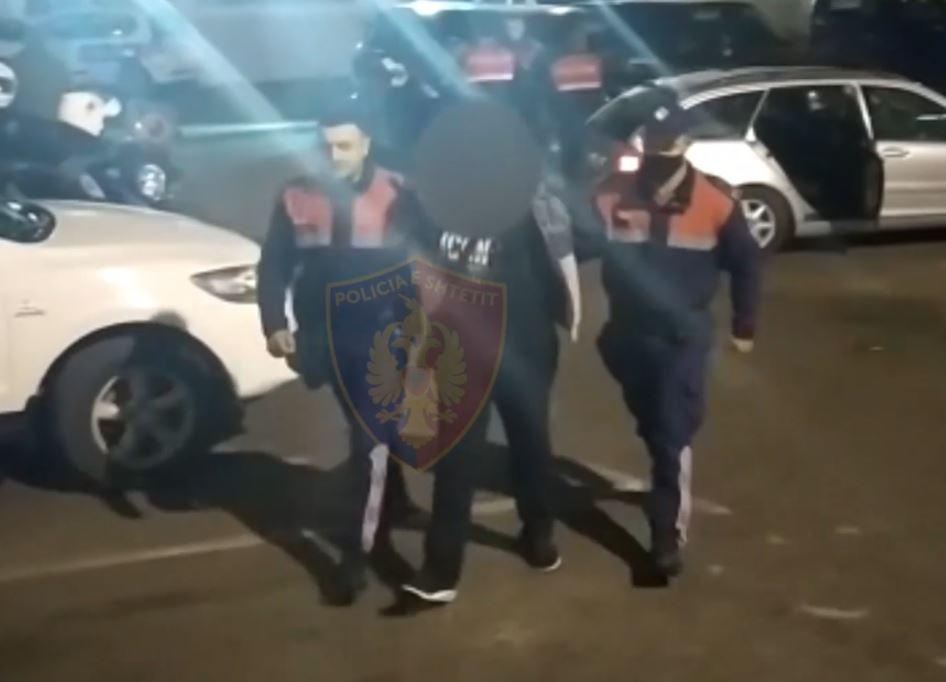 Policia kishte informacion dhe iu vu pas, arrestohet i riu në Tiranë