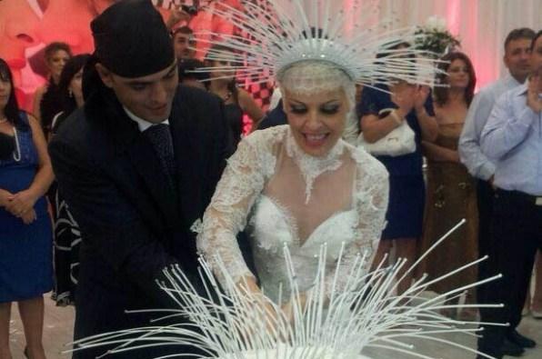 Në shtatë vjetorin e martesës, Aurela Gaçe paralajmëron dasmën e dytë