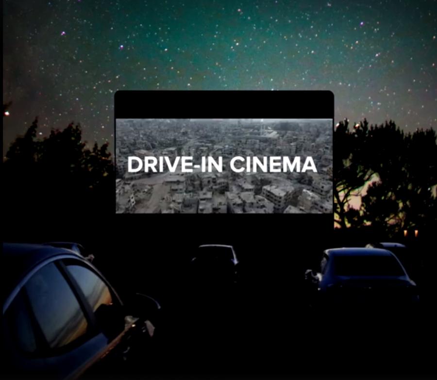 """""""Kinema në makina"""", në këtë qytet shqiptar mund t'i shihni filmat në mënyrën më të pazakontë"""