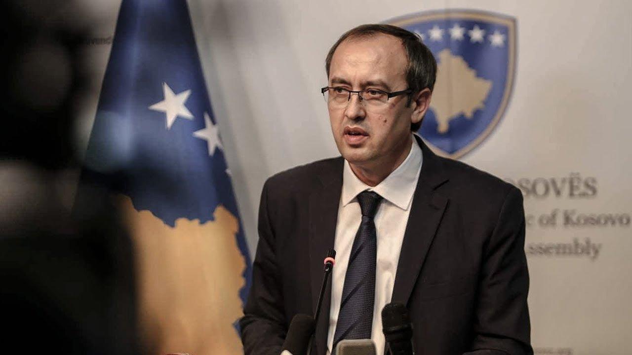 Hoti: Delegacioni i Kosovës në Uashington, takim me Sekretarin Amerikan të Shtetit