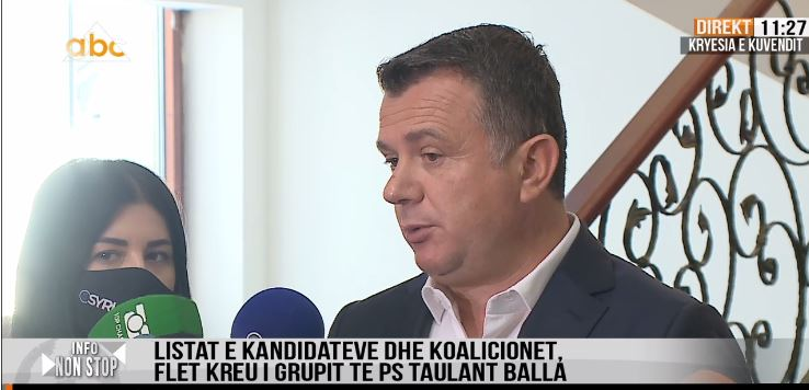 """""""Listat 100% të hapura"""", Balla: Koha kur bënim Kod Zgjedhor me shpikje alla-shqiptarçe ka ikur"""