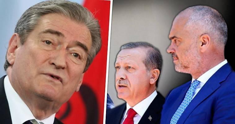 """Mediat greke: """"Bomba"""" Berisha, Turqia prapa anulimit të marrëveshjes së detit Greqi-Shqipëri"""