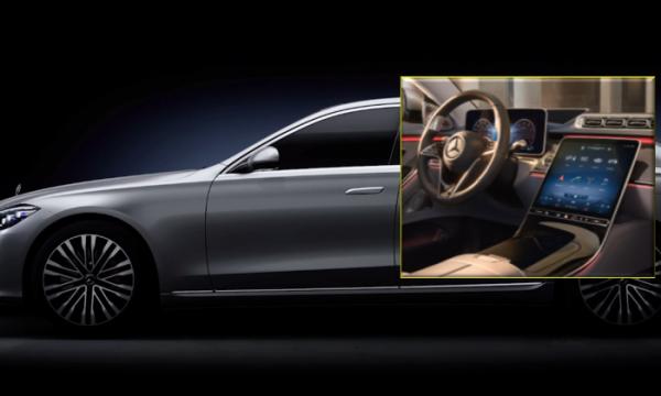 Mercedesi sjell zyrtarisht modelin e ri S-Class, do të befasoheni nga dizajni i tij