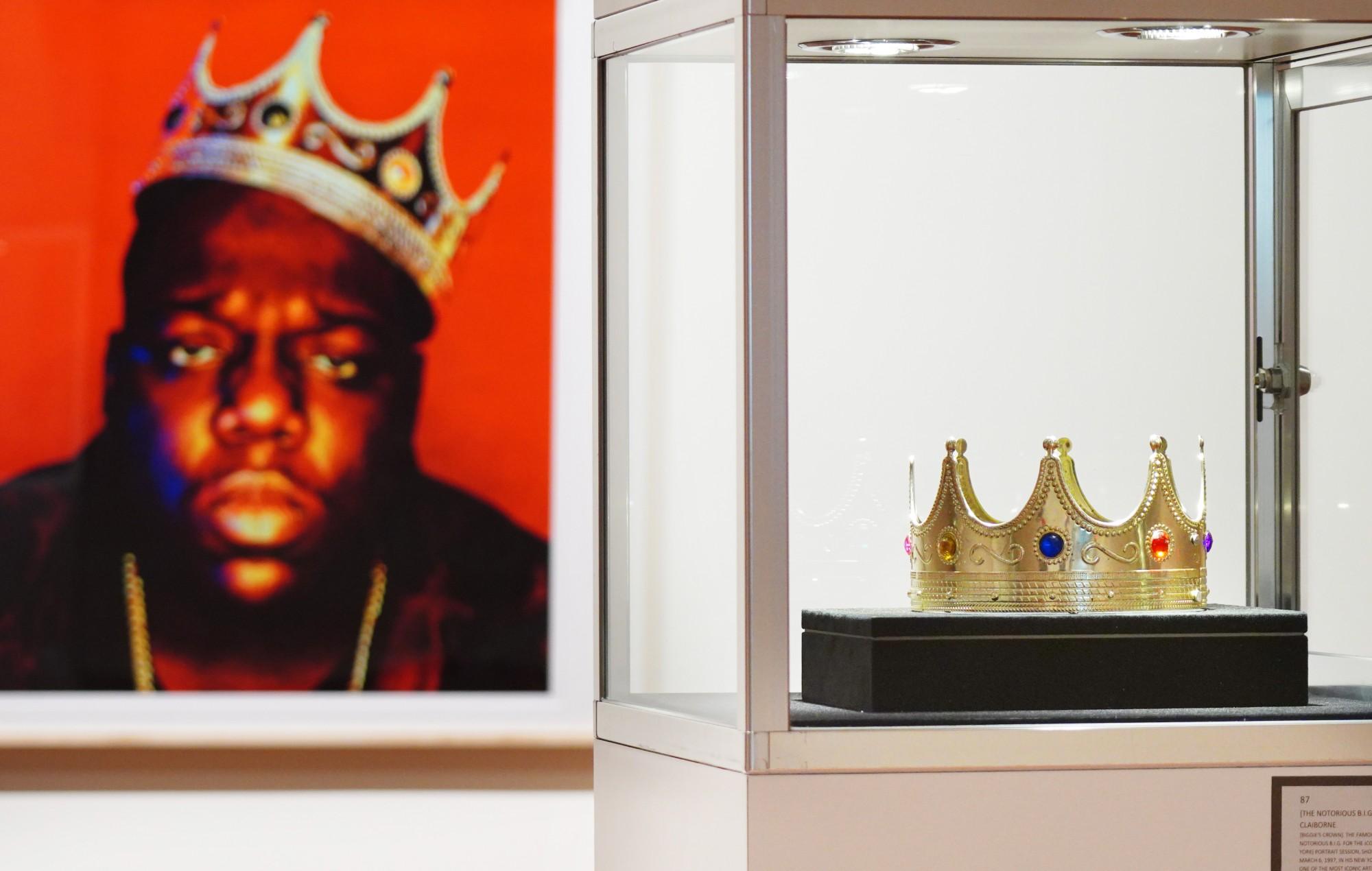 U vra 23 vite më parë, kurora plastike e Notorious BIG thyen rekord shitjeje
