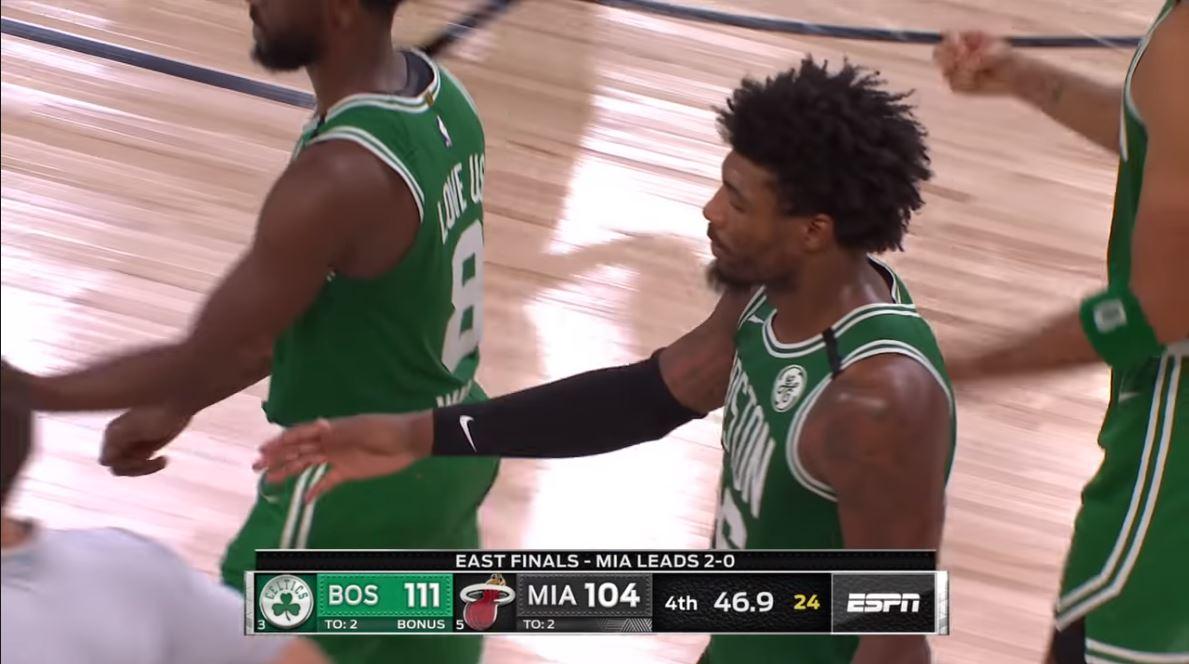 VIDEO/ NBA: 4 FANTASTIKËT thyejnë Miami Heat, triumfojnë Boston Celtics