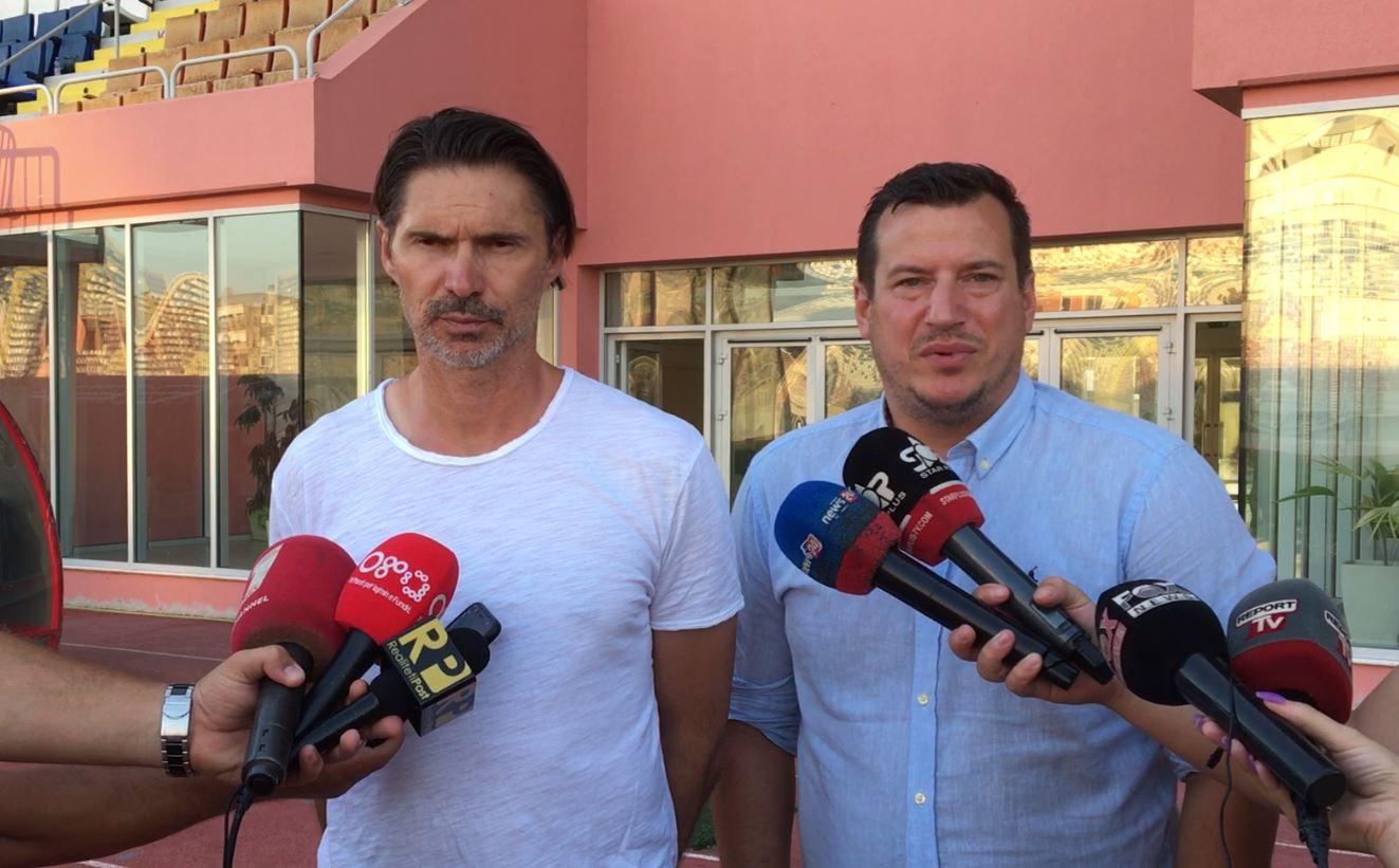 """""""Durim, nuk ka vendim"""", Brdaric pikëpyetja e madhe te Vllaznia"""
