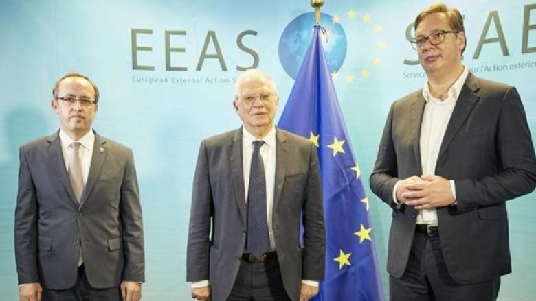 Pas Shtëpisë së Bardhë, Kosova dhe Serbia takim në Bruksel