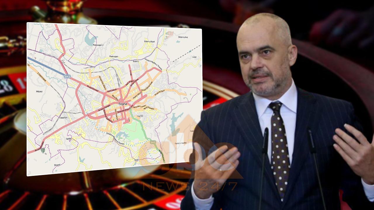 Qeveria rikthen kazinotë, rrugët dhe lagjet e Tiranës ku do të lejohen! Kriteret e licencimit