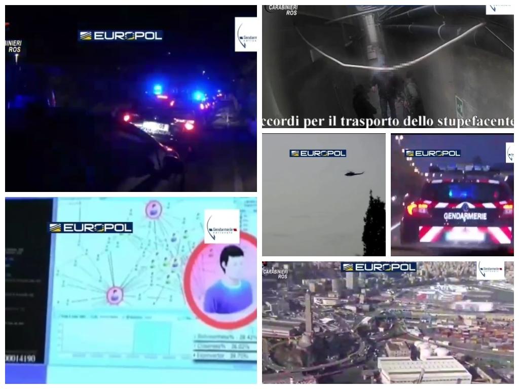 Trafik armësh dhe kokaine në 4 shtete, shqiptarët furnizonin bosin e 'Ndrangheta'-s