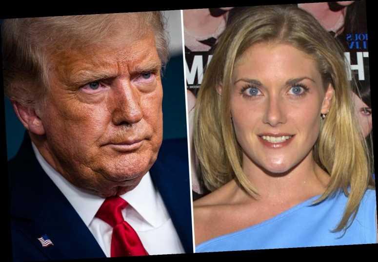 """""""Më preku vithet dhe më puthi me forcë"""", ish-modelja akuzon Trump"""
