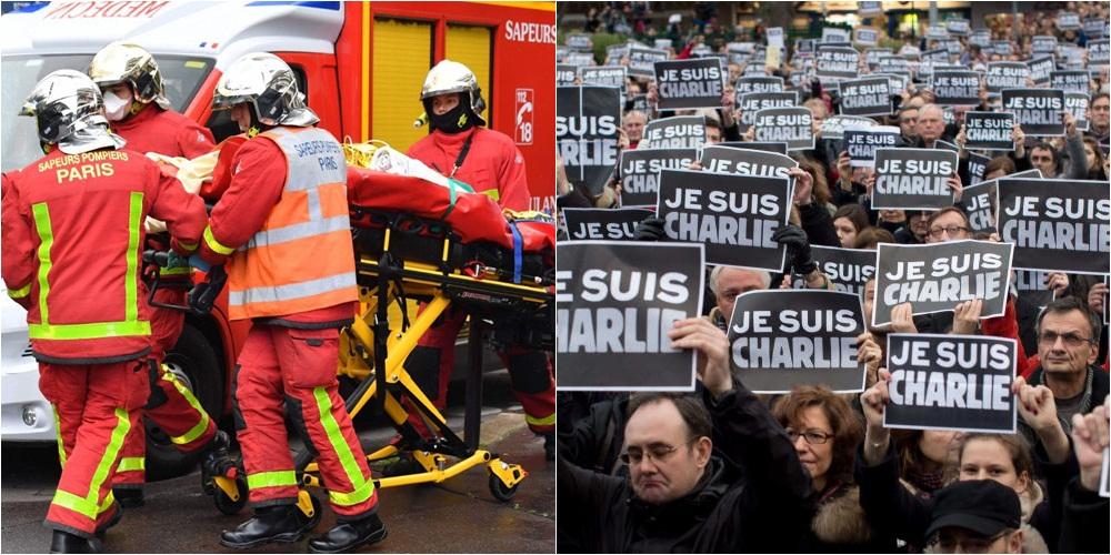 Sulmi pranë ish-zyrave të Charlie Hebdo, 1 pako misterioze i dërgohet stafit botues të redaksisë