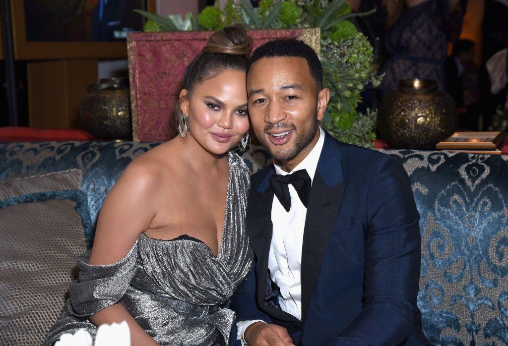 7 vite të martuar, Chrissy zgjedh urimin epik për John Legend