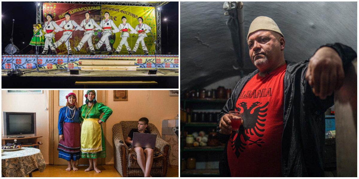 VIDEO/ Të lidhur me vallet dhe flamurin: Njihni shqiptarët e Ukrainës
