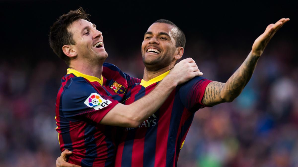 Dani Alves këshillon Messin: Ti dhe Barcelona keni lindur për njëri tjetrin
