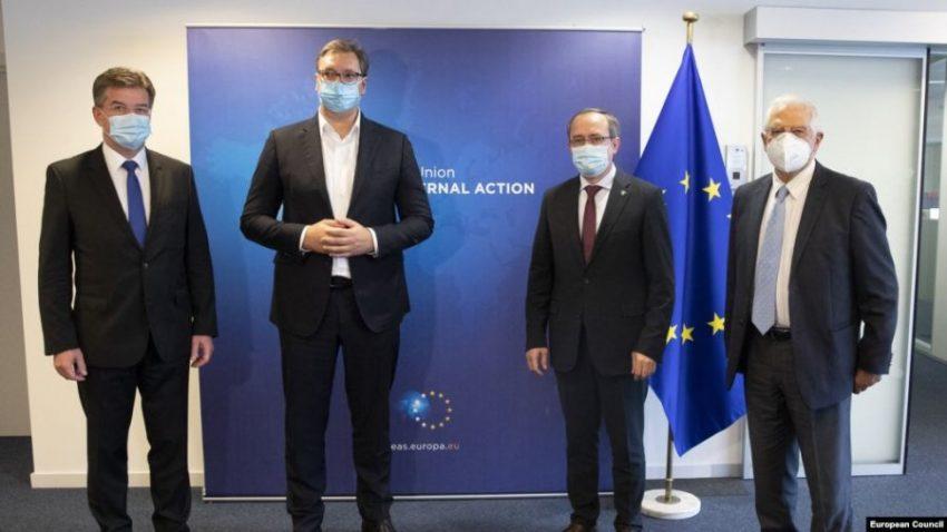 Kosovë-Serbi sot takimi i radhës në Bruksel