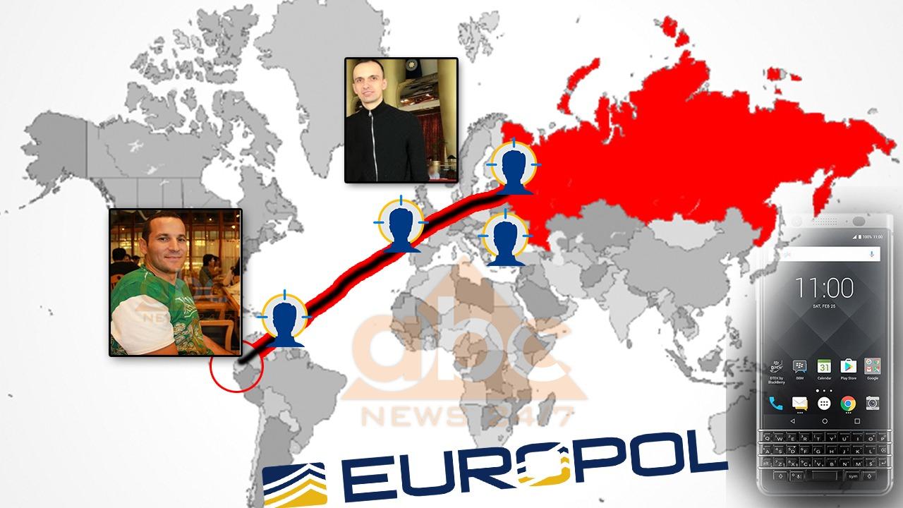 EUROPOL: Shqiptarët, të pazakontë! Nga Amerika Latine e çonin kokainën deri në Rusi