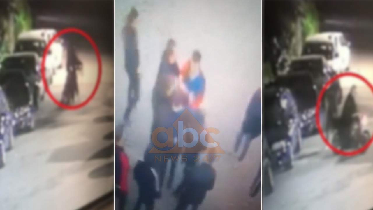 """VIDEO/ Atentati në Tushemisht, momenti kur """"Liri i Rushkës"""" i zë """"pritë"""" Muçollarit jashtë dyerve të gjykatës"""