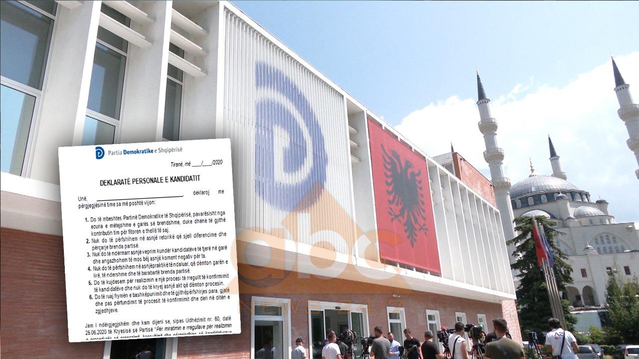"""Kryesia e PD kalon në """"votëbesim"""" nga anëtarësia, zbulohet e-maili i Komisionit që përcaktoi qytetet"""