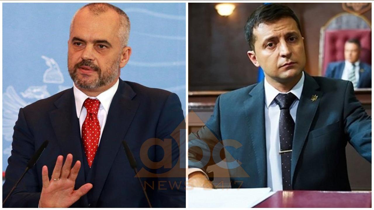 Konflikti me pro-rusët, Rama telefonatë me presidentin ukrainas: OSBE, e paanshme! Ju pres në Tiranë