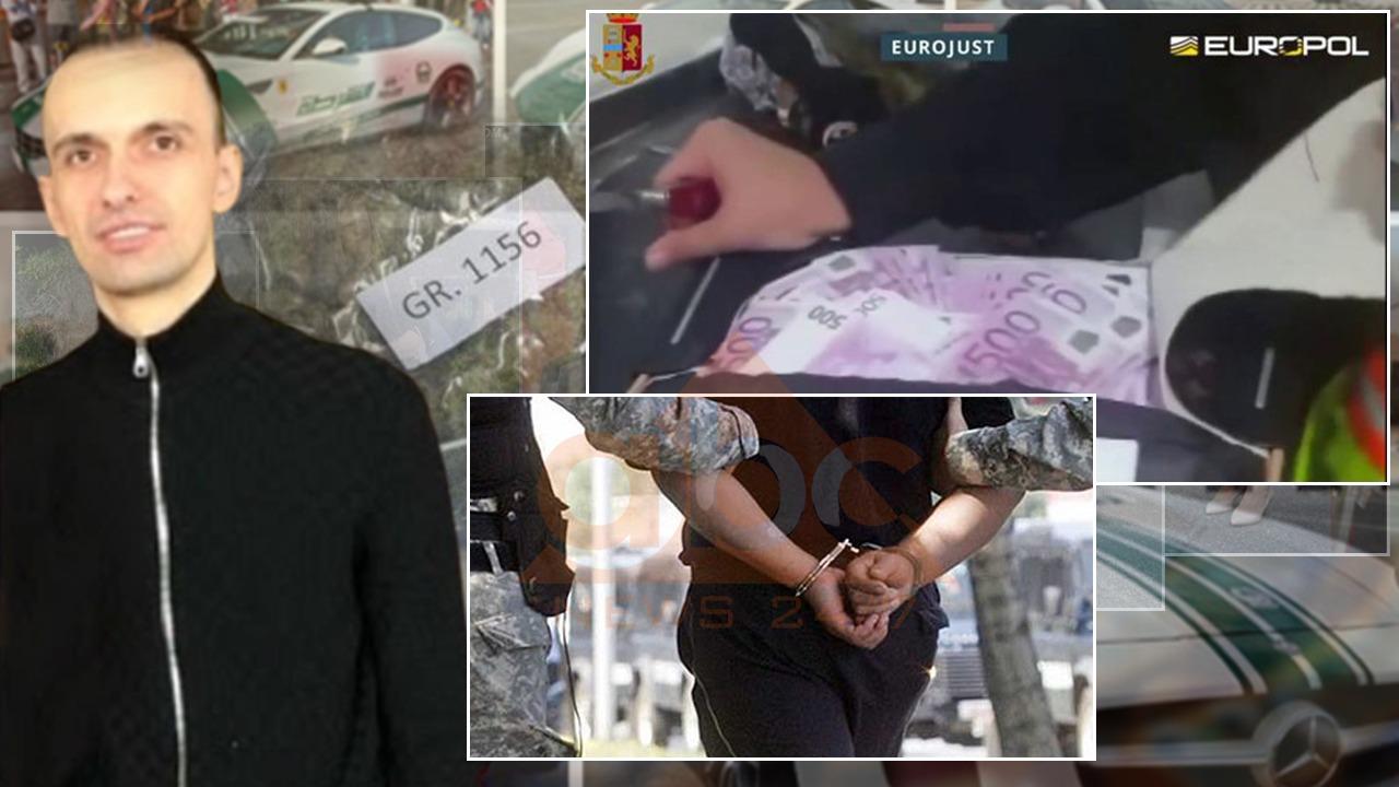 """I tradhtoi """"BlackBerry"""", si u zbulua dhe shkatërrua karteli i parë shqiptar i kokainës"""