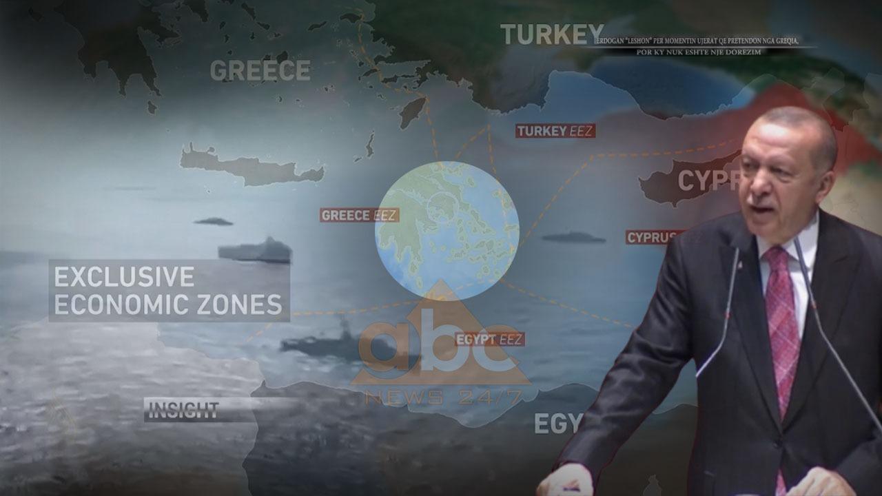SPECIALE/ Dorëzim apo tërheqje taktike e Erdogan? Gjithçka po ndodh në Egje