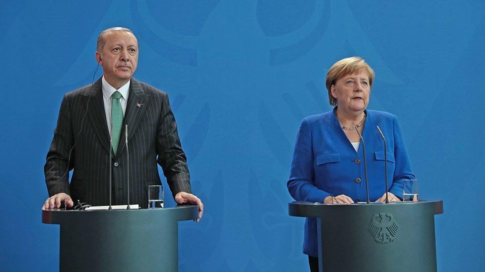 Konflikti Greqi-Turqi, intensifikohen proceset diplomatike, Erdogan telekonferencë me Merkel dhe Michel