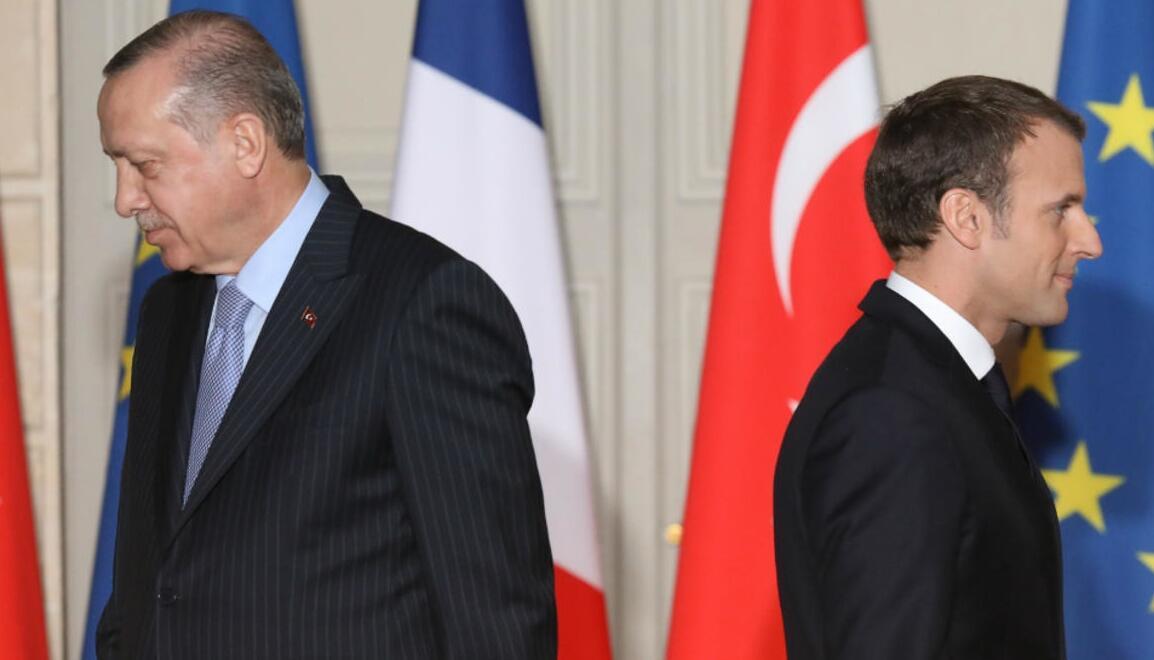 Erdogan dhe Macron e kthejnë personale: Sherr i madh në distancë mes liderëve