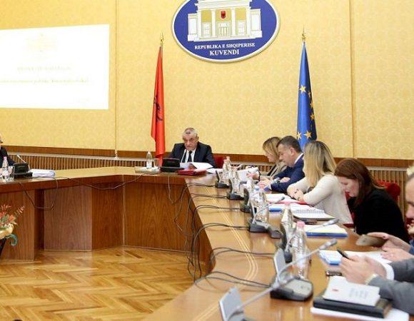 Maxhoranca s'pret: Me apo pa opozitën, ndryshimet në Kod shqyrtohen më 1 tetor