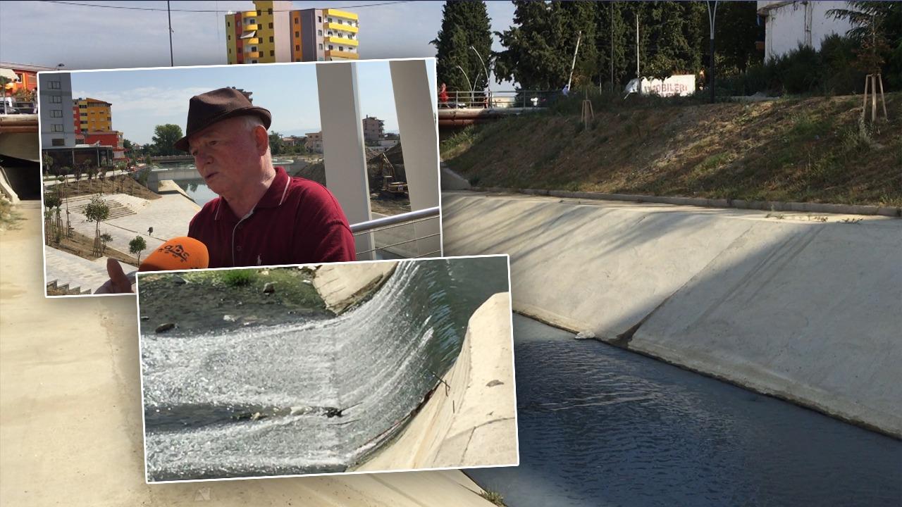 Vijon ndotja e lumit Gjanica në Fier, qytetarët: Po sëmuremi! Asnjë kompani e penalizuar