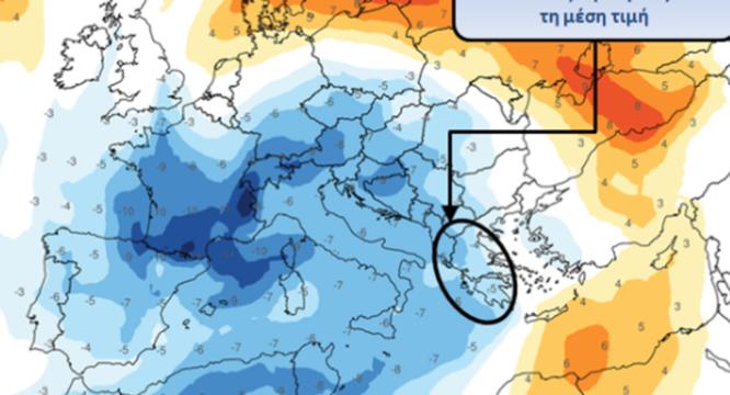 Paralajmërimi i meteorologëve grekë: Fundjava sjell stuhi të forta e ulje temperaturash