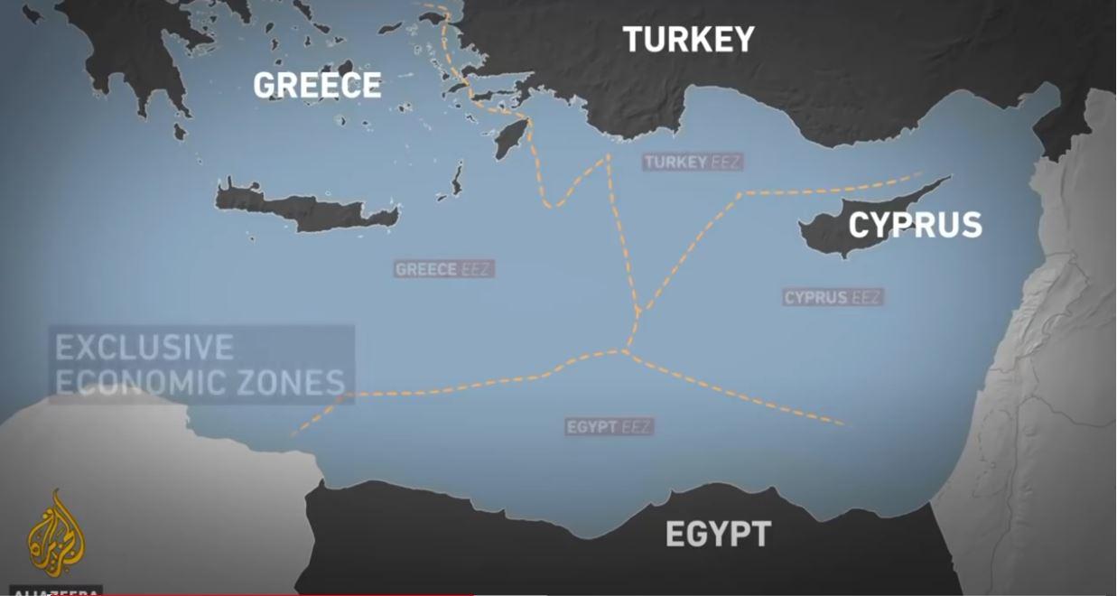 Ishulli që mund të fusë Greqinë dhe Turqinë në luftë