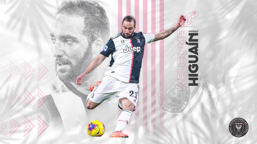 """""""Përvoja që doja"""", Gonzalo Higuain zyrtarisht i Interit amerikan"""