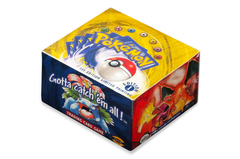 E pazakontë/Dikur kushtoi 50 cent, sot kutia e letrave Pokemon shitet për 166 mijë euro
