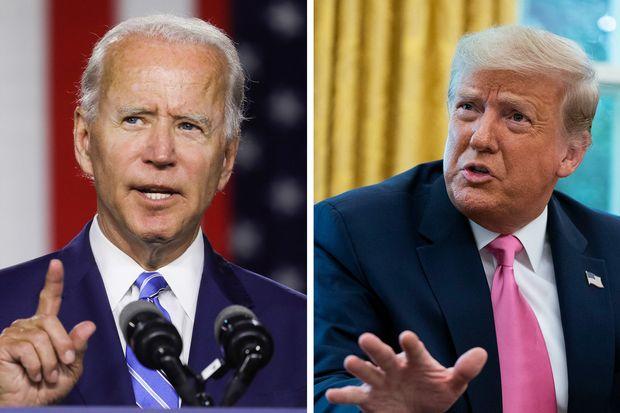 Trump kërkon që Biden të bëjë testin për drogë