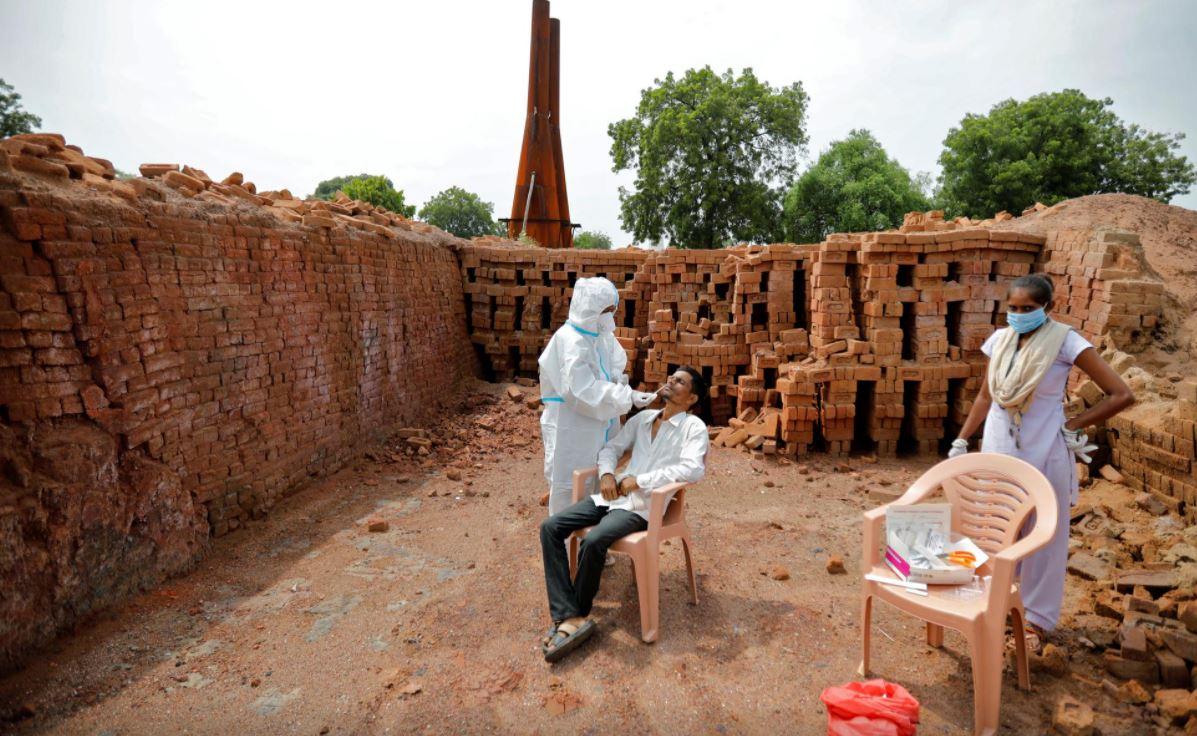 India regjistron 5,4 milion të infektuar me COVID-19