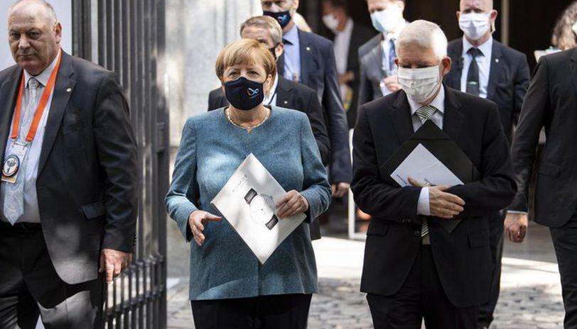 Kancelarja gjermane Merkel: Këshilli i Sigurisë së OKB-së duhet zgjeruar