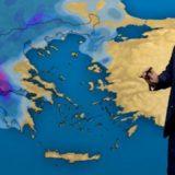 Stuhi dhe reshje të dendura, çfarë e pret Shqipërinë në orët në vijim sipas meteorologut grek