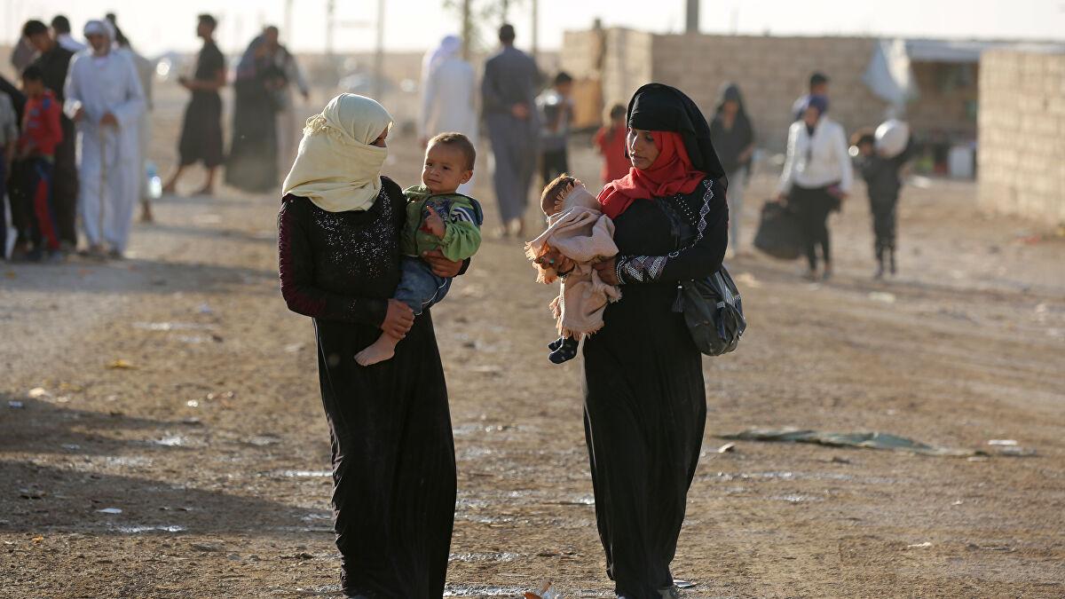 """Fëmijët e gratë në """"Al-Hawl"""" në Siri, familjarët nesër para Kryeministrisë: Rikthejini në shtëpi"""