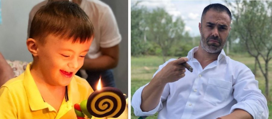 Djali i Dr. Florit feston ditëlindjen, Landi Hysi i bën urimin super të veçantë