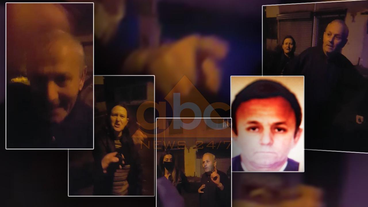 Lefter Zhidru, përplasje me fqinjët gjatë karantinës: Abc News siguron videon e sherrit