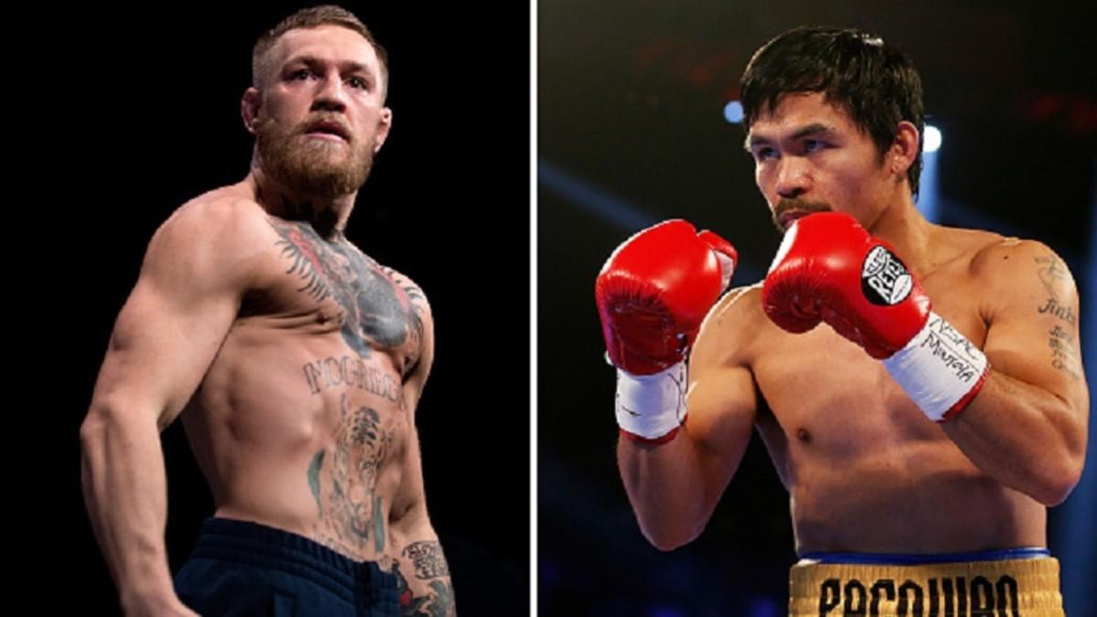 Zyrtare: McGregor rikthehet në ring, konfirmohet dueli me Pacquiao